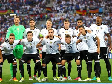 Deutschland bleibt das Maß aller Dinge