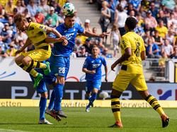 Borussia Dortmund verliert deutlich bei 1899 Hoffenheim