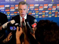 Ottmar Hitzfeld hat sich zur Lage beim BVB geäußert