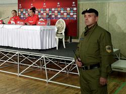 Lächeln verboten! ÖFB-Begleitschutz in der Republik Moldau