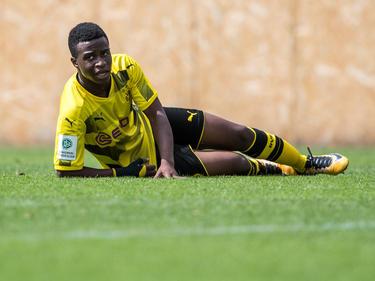 An dem Alter von Youssoufa Moukoko gibt es laut Lars Ricken keine Zweifel