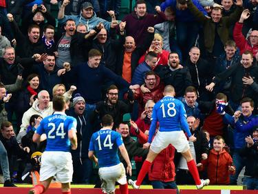 Die Rangers wollen wieder erstklassig jubeln