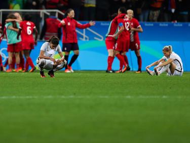 Die Französinnen haben überraschend gegen Kanada verloren