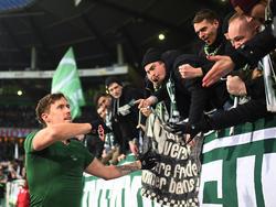 Werder Bremen empfängt am Montag den 1. FC Köln