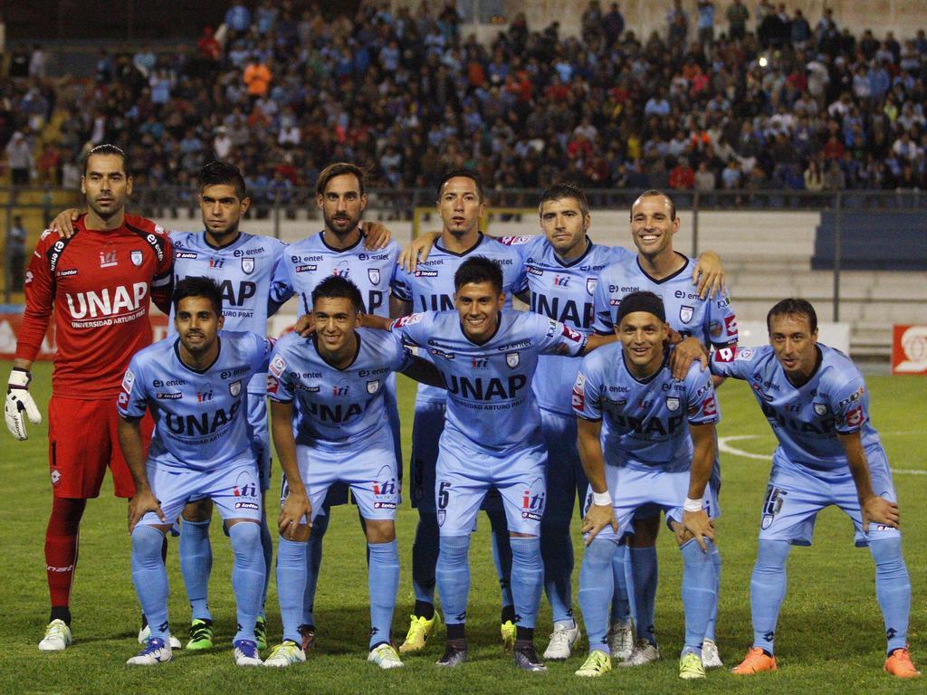 El equipo chileno deja último de grupo al Zamora. (Foto: Imago)