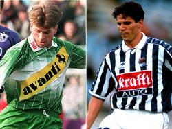 Marcus Pürk und Dietmar Kühbauer spielten beide für Rapid und Real Sociedad