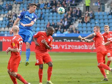 Der VfL Bochum und Holstein Kiel trennten sich mit einem Remis