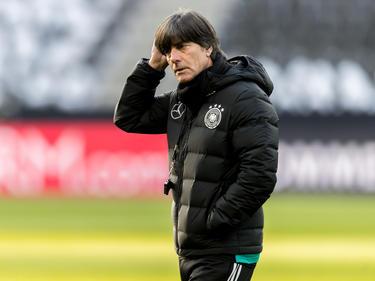 Jochim Löw baut auf Manuel Neuer
