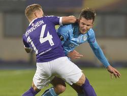 Alexander Gorgon freut sich auf das Retourmatch gegen die Austria