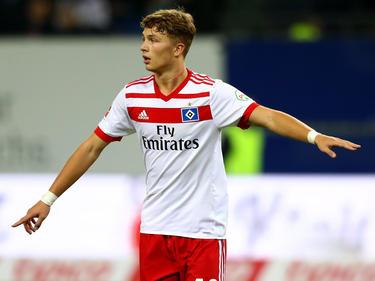 Jann-Fiete Arp könnte es zum FC Bayern ziehen