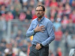 Claus-Dieter Wollitz spielt nun mit Cottbus um den Aufstieg in die dritte Liga