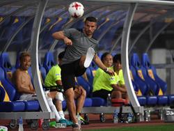 Lukas Podolski fehlte beim dritten Saisonsieg seines Teams
