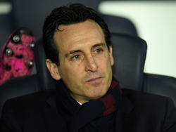Unai Emery, head coach of PSG