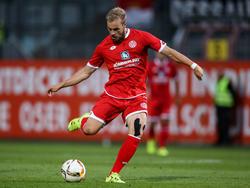 Maximilian Beister verlässt Mainz