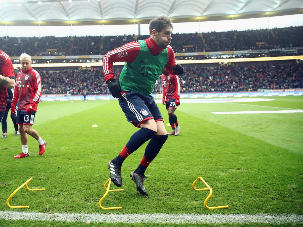 Javi Martínez spricht über seine Zukunft beim FC Bayern München