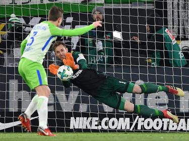 Paul Verhaegh verschoss gegen Schalke seinen zweiten Strafstoß in dieser Saison