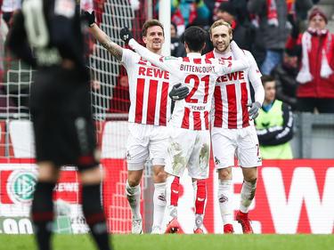 Der 1. FC Köln darf wieder auf den Klassenerhalt hoffen