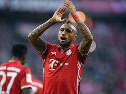 Arturo Vidal und die Bayern haben sich schöne Weihnachten beschert