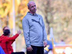 Mario Basler verlässt Rot-Weiß Frankfurt nach nur acht Spielen