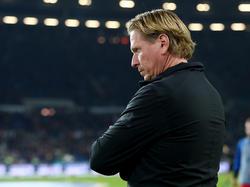 Markus Gisdol está destituido por los malos resultados. (Foto: Getty)