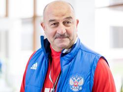 Peilt das Achtelfinale der WM an: Gastgeber-Coach Stanislav Cherchesov