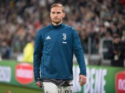 Stand bislang erst 68 Minuten für Juve auf dem Feld: Benedikt Höwedes