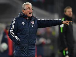 Jupp Heynckes kann gegen den FC Schalke aus dem Vollen schöpfen