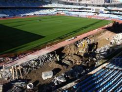 Real Sociedads Anoeta-Stadion wird von Grund auf umgebaut. © realsociedad.eus