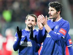 Der Karlsruher SC darf weiter vom Aufstieg träumen