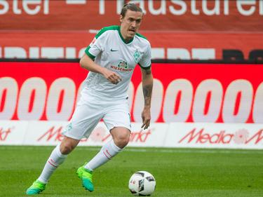 Max Kruse verlor mit Werder Bremen gegen die Wolves