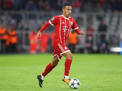 Thiago könnte dem FC Bayern in den kommenden Tagen fehlen