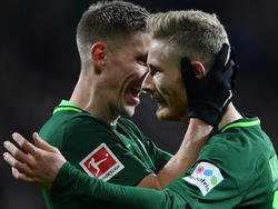 Florian Kainz kommt immer besser in Schwung