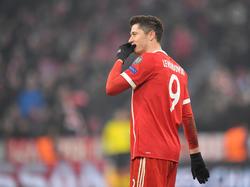 """Robert Lewandowski findet Spekulationen über Real-Wechsel """"lustig"""""""