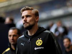 Kapitän Marcel Schmelzer steht beim Heimspiel des BVB gegen Bayer Leverkusen nicht im Kader