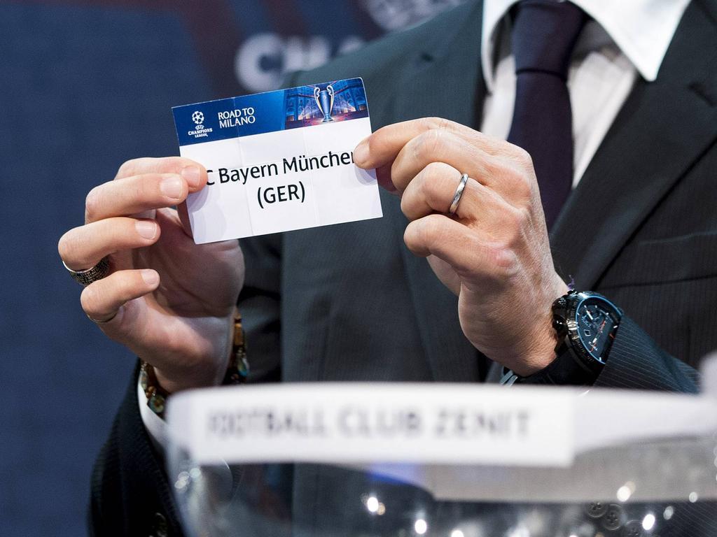In München wartet man gespannt auf die Auslosung der Viertelfinal-Begegnungen