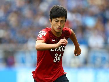 Yuma Suzuki (Kashima Antlers)