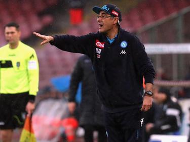 Neapel-Trainer Maurizio Sarri bekommt Raucherzone in Leipzig