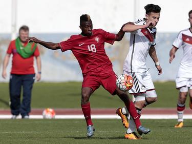 Der Portugiese Umaro Embalo soll im Fokus von RB Leipzig stehen