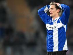 Jonas Kamper spielte vier Jahre lang für Arminia Bielefeld