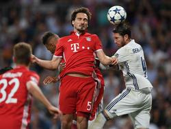 Der FC Bayern München trifft in der Champions League auf Real Madrid