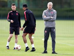 Arsène Wenger verabschiedet sich nach der Saison vom FC Arsenal