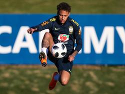 Neymar está de vuelta. (Foto: Getty)