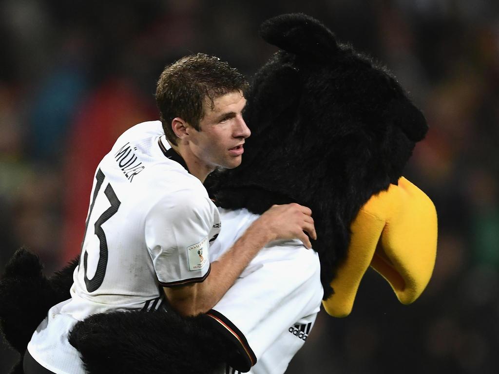 Die deutsche Nationalmannschaft konnte sich in der Weltrangliste nicht verbessern