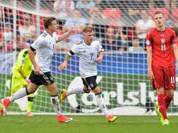 Max Meyer kündigt bessere Leistung der U21 an