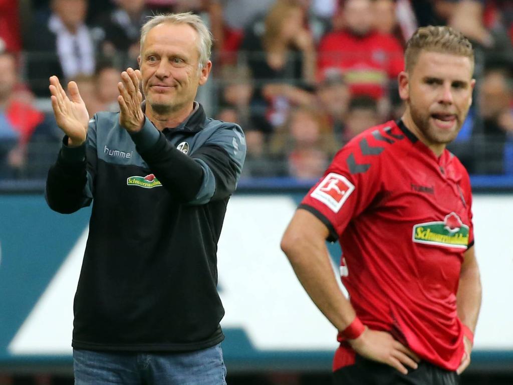 Yoric Ravet (r.) hatte gegen den BVB die Rote Karte gesehen