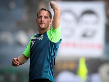 In Ried schnupperte Sageder schon Bundesliga-Luft