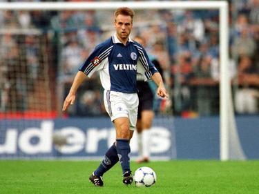 Oliver Held leistete sich gegen den 1. FC Köln eine grobe Unsportlichkeit