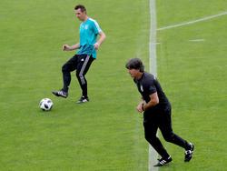 Miroslav Klose glaubt an Nominierung von drei DFB-Stürmern