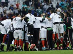 Mexiko ist bei der Weltmeisterschaft 2018 mit dabei