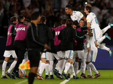El Real Madrid ha merecido más goles ante Gremio. (Foto: Getty)